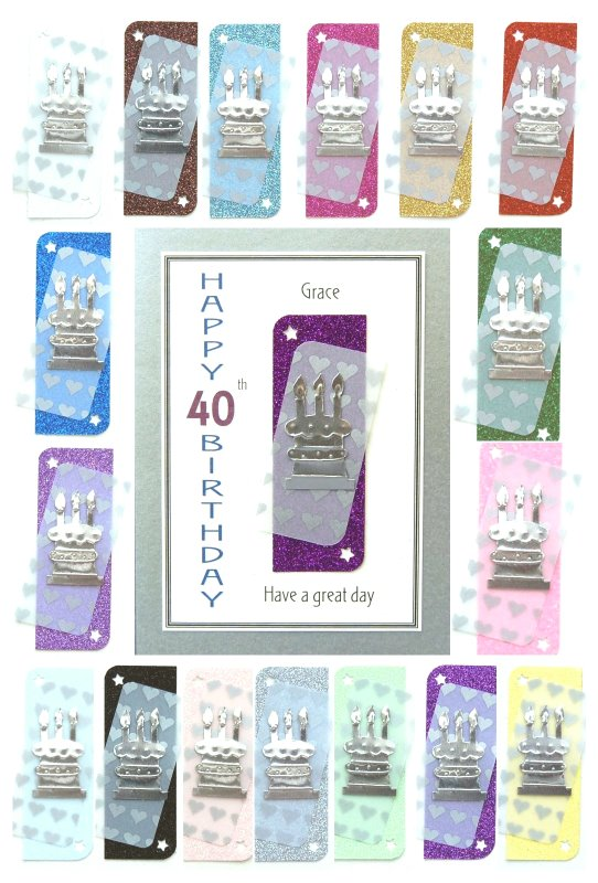 Personalised Birthday Card - Birthday Card
